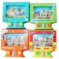 Máquina de Juegos de Agua de la vendimia Compartir Memoria Infancia Anillo Capacidad de Desarrollar desafío Divertido Juego