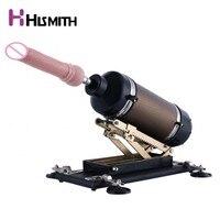 Hismith Powerful Cannon Sex Machine for women Multi speed Angle Adjustable secret package EU UK AU US Plug Dropshipping