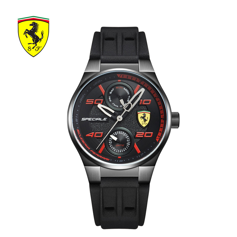 SCUDERIA FERRARI Brands 2018 New Watch Men