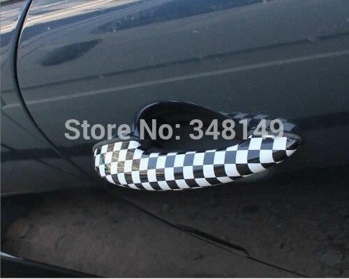 Aliauto 2 x Car-styling Car դռան բռնակով կպչուն - Ավտոմեքենայի արտաքին պարագաներ - Լուսանկար 3
