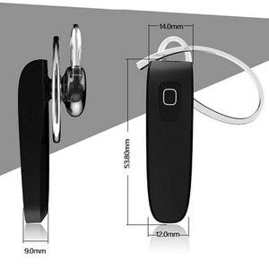 Image 5 - Nowy zestaw słuchawkowy stereo zestaw słuchawkowy bluetooth mini V4.0 bezprzewodowy zestaw głośnomówiący bluetooth uniwersalny dla wszystkich telefonów iphone