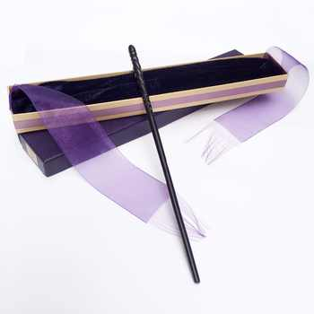 New Arrive Metal Iron Core Ginny Voldermort Wand  HP Magic Magical Wand  Elegant Ribbon Gift Box Packing - DISCOUNT ITEM  31% OFF All Category