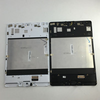 used parts LCD Display Panel Screen Monitor Touch Screen Digitizer Glass Assembly with frame For ASUS ZenPad 3S 10 Z500M P027