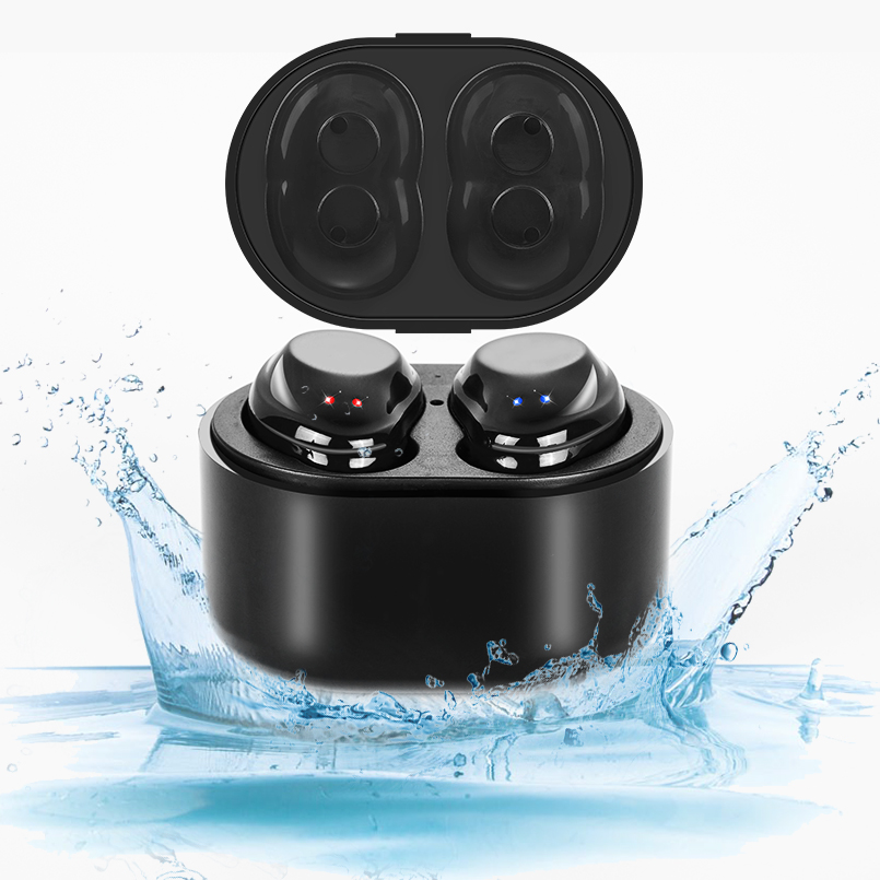 ASINA Wireless Bluetooth Earphones IPX4 Waterproof Sports Earbuds With Mic Touch Control In-Ear Stereo Headset With Charger Box стоимость