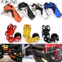 motorcycle Chain Tensioner Chain adjuster For ktm duke 125 200 390 690