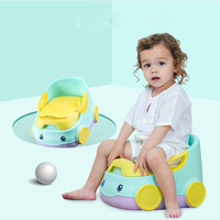 Children's toilet baby male and female baby small toilet potty urinal child cartoon car drawer toilet