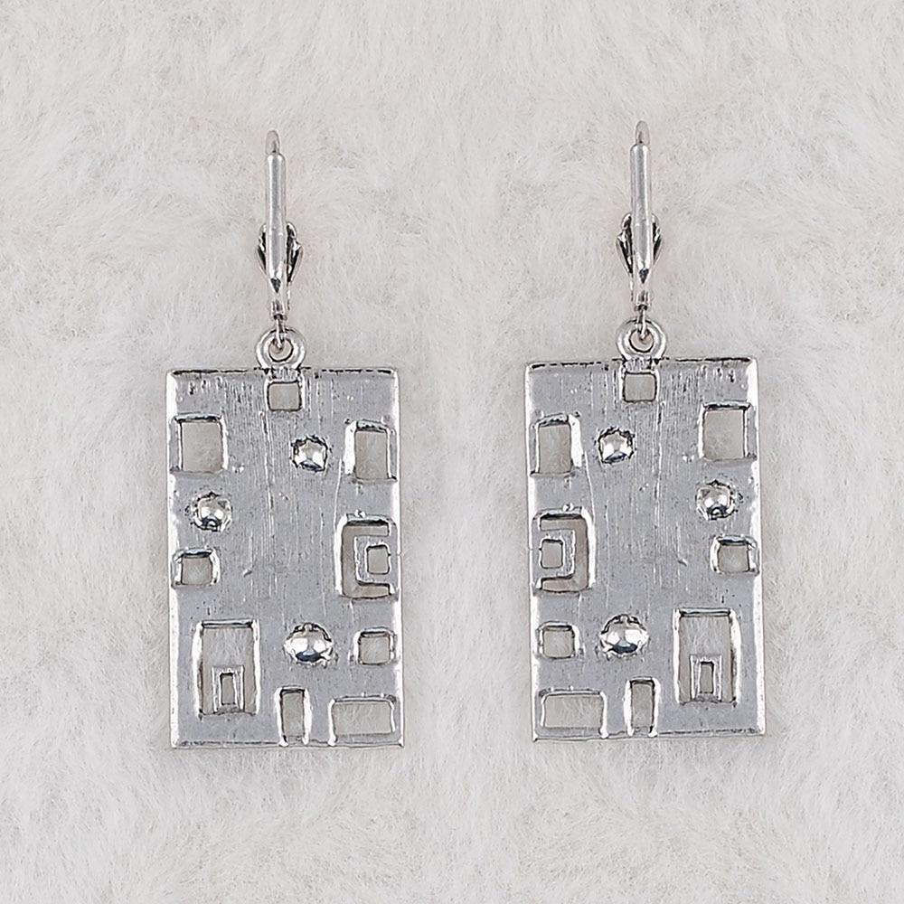 Charm Earrings Drop Earrings Hollow Drop Oil Environmentally Friendly Materials Earrings in Drop Earrings from Jewelry Accessories