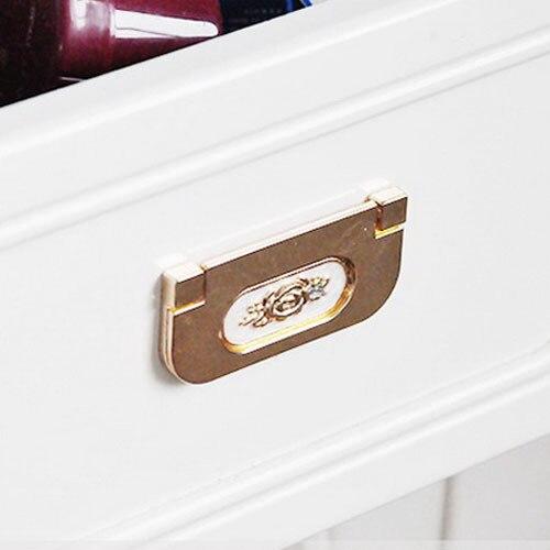 64mm Goldene Versteckte Schublade Ziehen Küche Schrank Kleiderkammer  Kommode Schublade Griff Möbel Pulls Bar