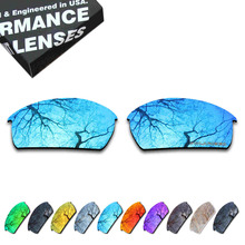 ToughAsNails Resist Seawater Corrosion Polarized Replacement Lens for Oakley Bottlecap Sunglasses - Multiple Options