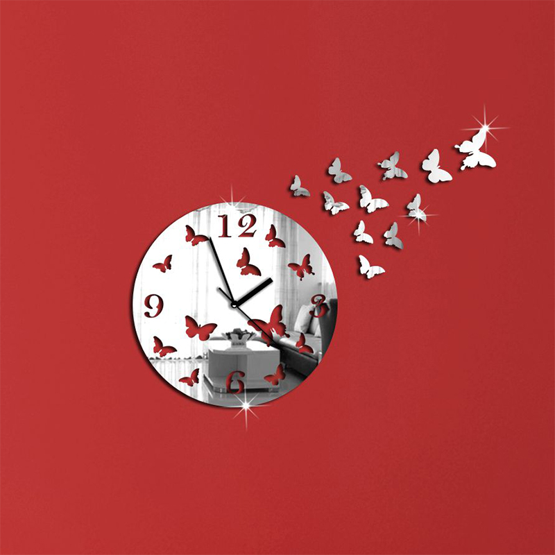 Creative Wall Clock Designs Images