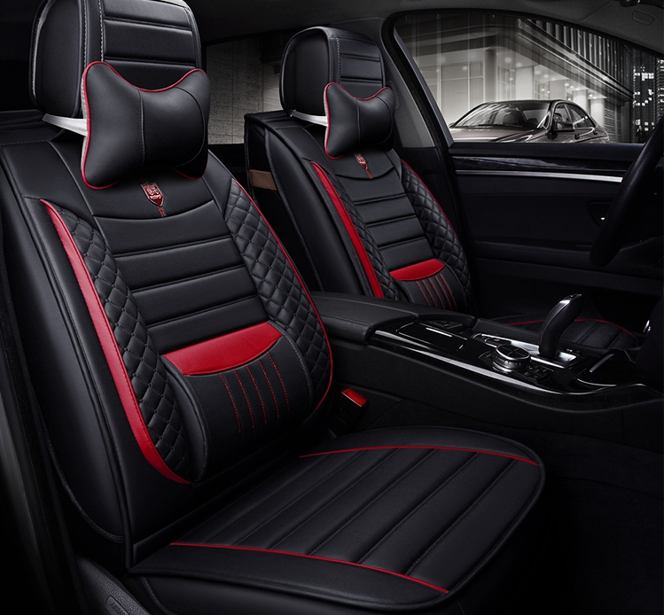 buy high quality full set car seat covers for hyundai tucson 2016 comfortable. Black Bedroom Furniture Sets. Home Design Ideas