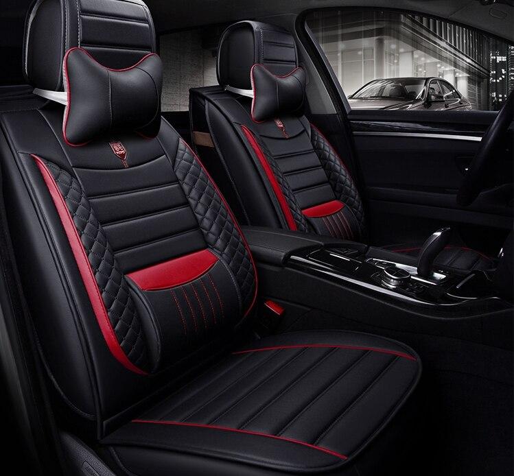 Hyundai Sonata Seat Covers >> Compra fundas para asientos de automóviles tucson online al por mayor de China, Mayoristas de ...