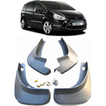 Car styling Splash Guards Mud Guards Mud Flaps fit For 06 13 Ford S MAX Fender