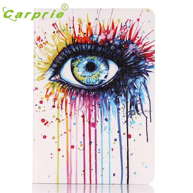 CARPRIE Colorful Eye Flip Stand Leather Case Cover For iPad Mini 1 2 3 Retina Feb9 MotherLander