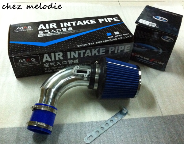 AIR INTAKE PIPE KIT+Air FILTER for 2012-2014 A4L B8 2.0T A5 Q5, car AUTO Tuning, pls contact me for other car models