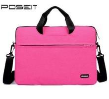 13 14.1 15.6 Inch Big Capacity Laptop Handbag Notebook Shoulder Sling Bag Briefcase For  Dell HP Sony Asus Acer protective case