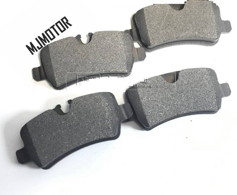 Car Brake Pads >> Us 39 95 2013 New Rear Brake Pads Set Auto Car Pad Kit Fr Disc Brake For Saic Mg6 Roewe 550 Automobile Part 10084008 In Car Brake Pads Shoes From