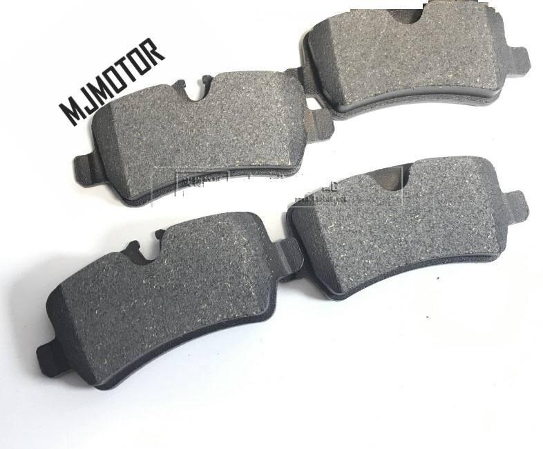 2013 nouveau jeu de plaquettes de frein arrière auto voiture PAD KIT-FR frein à disque pour SAIC MG6 ROEWE 550 pièce Automobile 10084008