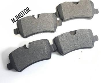 2013 nowy zestaw klocków hamulcowych z tyłu auto podkładka samochodowa KIT-FR hamulec tarczowy dla SAIC MG6 ROEWE 550 część samochodowa 10084008 tanie i dobre opinie MJMOTOR 0 85 brake pads Semimetal China