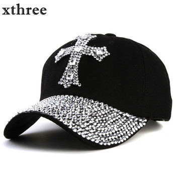 f2c2b436b xthree High quality baseball hat cap Butterflies and flowers ...