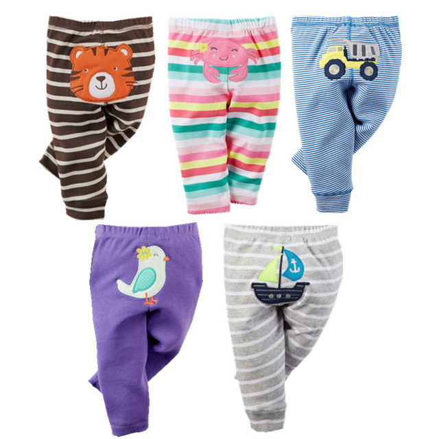 3f1fb81f445b Baby Clothing MAGUAYESHI Cartoon Baby Boy Pants Cotton Baby Girl ...