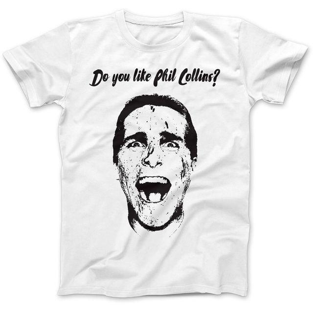 e5ce6e25 Christian Bale T Shirt 100% Premium Cotton Comical Shirts Men'S-in T ...
