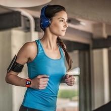 Bunte Bluetooth Smart uhr für IOS Samsung Android Smartwatch smart ausgestattet mit kopfhörer unterstützung sim karte