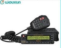Лидер продаж kg 950p WOUXUN quad полос пропускания автомобиля радио