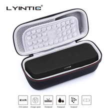 EVA Shockproof Carry Travel Cover Case for Anker SoundCore Boost 20W Bluetooth Speaker PU Storage Portable Protective
