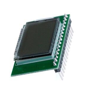 Image 4 - PLL LCD 디지털 87 108MHZ FM 라디오 수신기 모듈 무선 마이크 스테레오