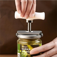 Jar Opener Adjustable Stainless Steel Can Openers Lid Remover Twist Off Screw Bottle Opener Kitchen Gadgets Dropshipping