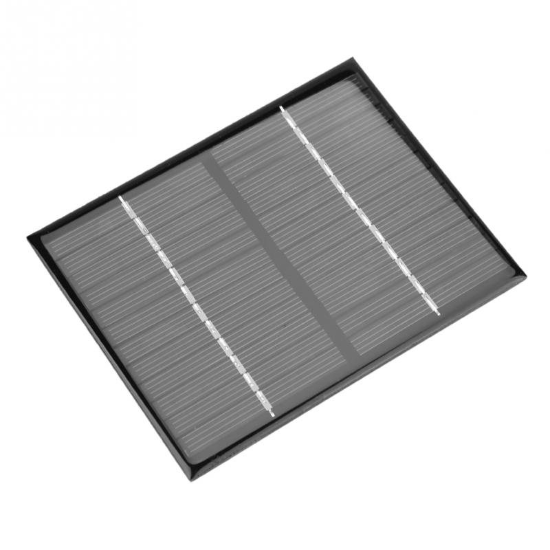 1.5W Solar Panel 12V Mini Portable Polycrystalline Silicon Solar Panel Power Module Charger 115*90mm panel solar zonnepaneel