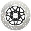 Motocicleta Direito Frente Rotor Disco de Freio Para Honda RS125 RS250 R CB400 CBR400 CBR600 CBR900 RR RVF400 VFR400 VFR750 VTR1000 NOVA