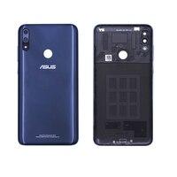 ASUS ZB631KL Zurück Tür Fall Batterie gehäuse zurück abdeckung Für ASUS Zenfone Max Pro M2 ZB631KL Hintere Abdeckung Fall Für zenfone ZB631KL-in Handyhüllen aus Handys & Telekommunikation bei