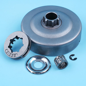 """Image 1 - .325"""" 7T Clutch Drum Washer Rim Sprocket Set For Stihl MS270 MS280 MS271 MS281 MS291 MS 270 280 Chainsaw Replacement Part"""