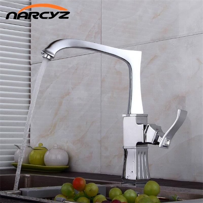 New Style Chrome Color Faucet Brass Bathroom Basin Faucet Sink tap Hot and Cold Tall Vanity High Quality water tap XT-114