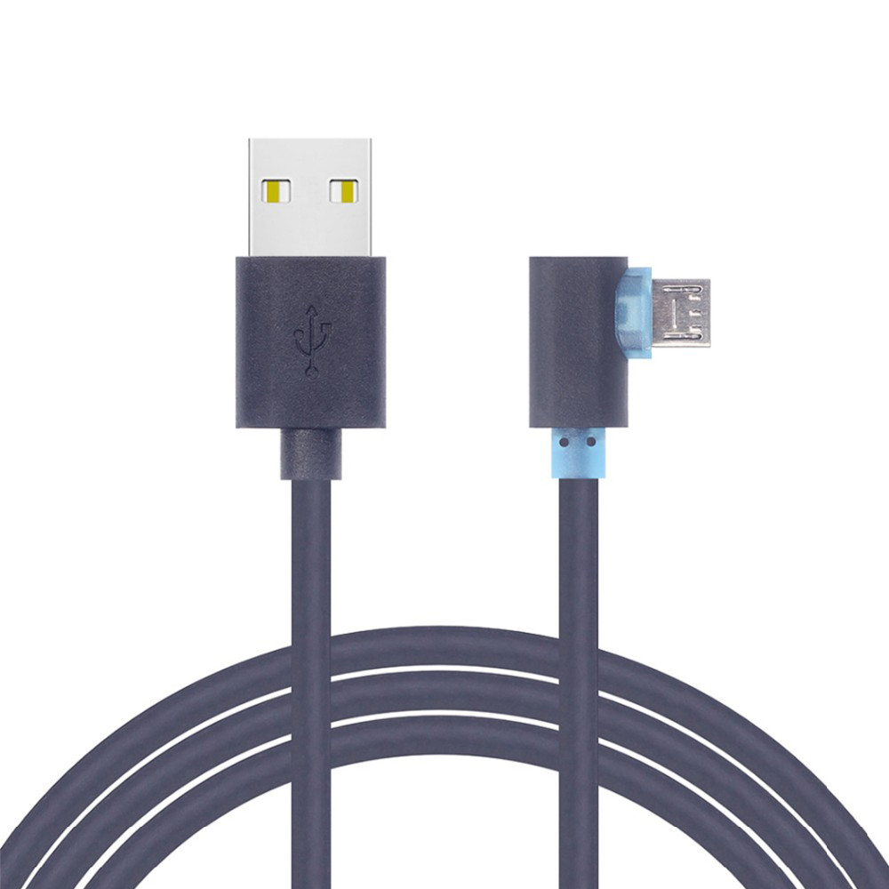 Omkeerbare 90 Graden Snelle Opladen Data Sync Cords Links Haakse 8 Cable Universal Earldom 3 In 1 With 2 Micro Usb Et 877 Pj1095 01 T1