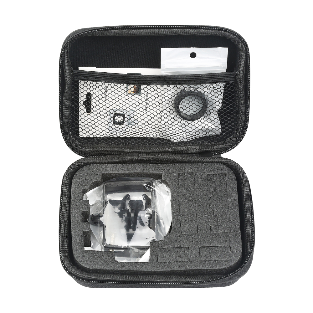 Image 5 - SHOOT Standard Protective Frame Case for Yi Lite 4K 4K+ Cam with Quick Release Buckle and Thumb Screw Mount For Yi 4K Accessory-in Sports Camcorder Cases from Consumer Electronics