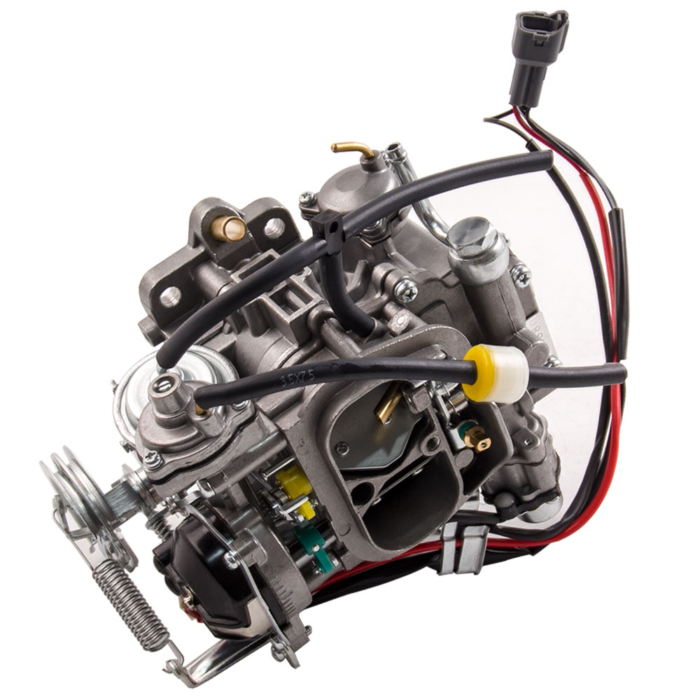 for toyota 22r engine fits toyota pickup corona 1981 1995 22r carburetor carb 21100 35520 in carburetors from automobiles motorcycles on aliexpress com  [ 1000 x 1000 Pixel ]