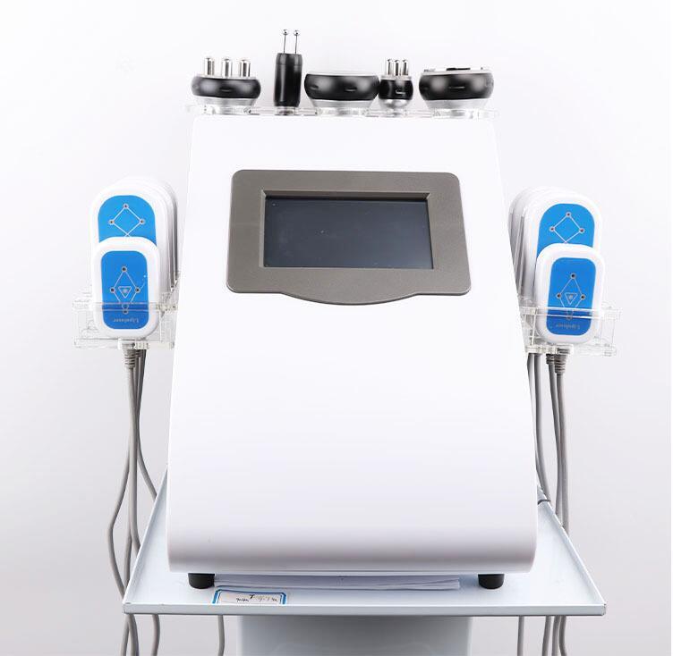 Brand New RF Face Lifting Body Contour Vacuum Ultrasonic Cavitation Vacuum Machine For Beauty Salon Spa Use
