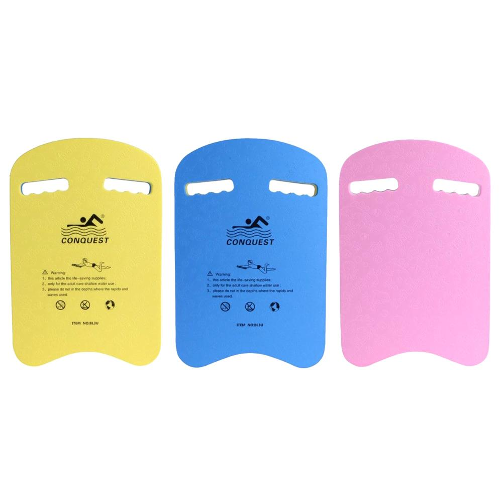 Summer EVA Back Swimming Float Board Safely Training Aid Plate Board Surf Water Swimming Pool Accessories For Child Adult