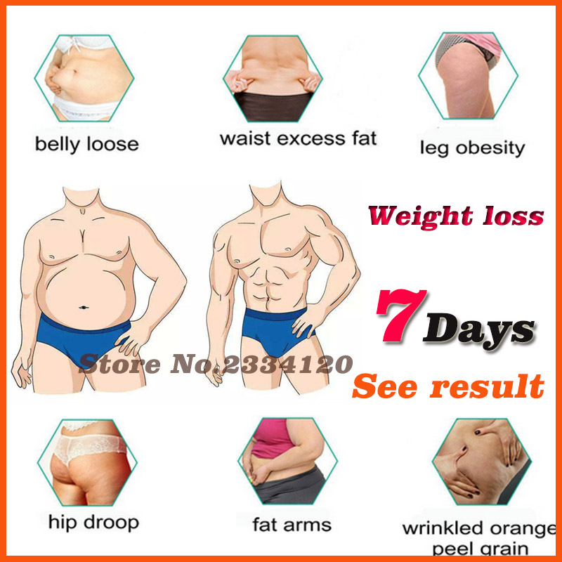 50pcs Chinese Herbs Slimming Tea Patch Lose Weight Cellulite Fat