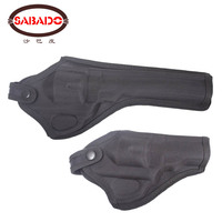 Black Hunting Military Tactical Revolver Holster