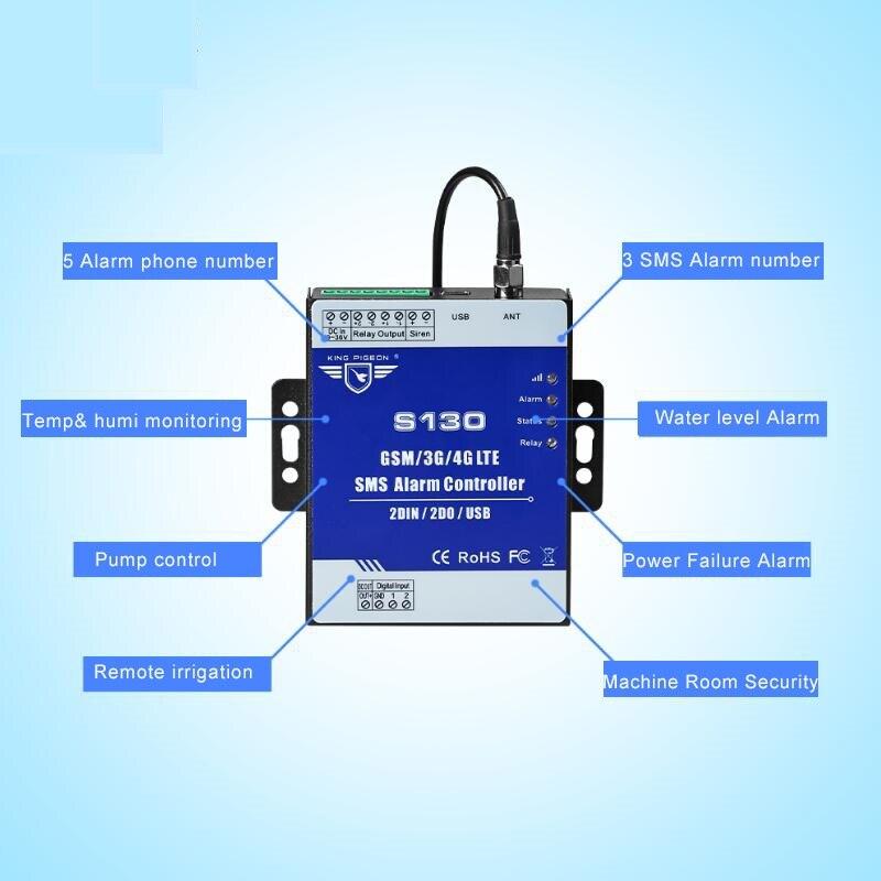 S150 Sistema di Allarme di Sicurezza Home Automation Allarme Supervisione di Un Monitoraggio Funzionale Allarme di GSM SMS Controller di Trasporto liberoS150 Sistema di Allarme di Sicurezza Home Automation Allarme Supervisione di Un Monitoraggio Funzionale Allarme di GSM SMS Controller di Trasporto libero