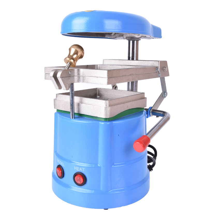 Dental Vacuum Former Forming and Molding Machine 220V 1000W dental equipment dental vacuum forming molding former machine former heat steel ball lab equipment supply new 110v 220v 1000w dental equipment