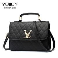 941450cd61d07 Louis Designer 2017 Fashion Woman Geometry Small V Style Saddle Luxury  Handbags Crossbody For Women Famous
