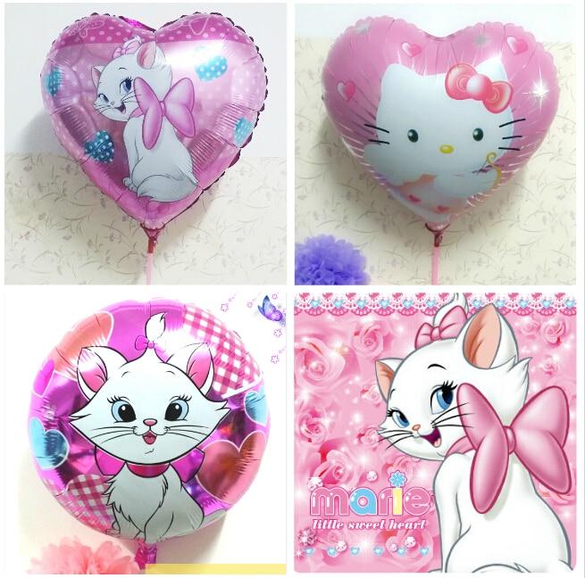 XXL Helium Foil Balloons Present Hello Kitty Party Birthday Cat Balloon New