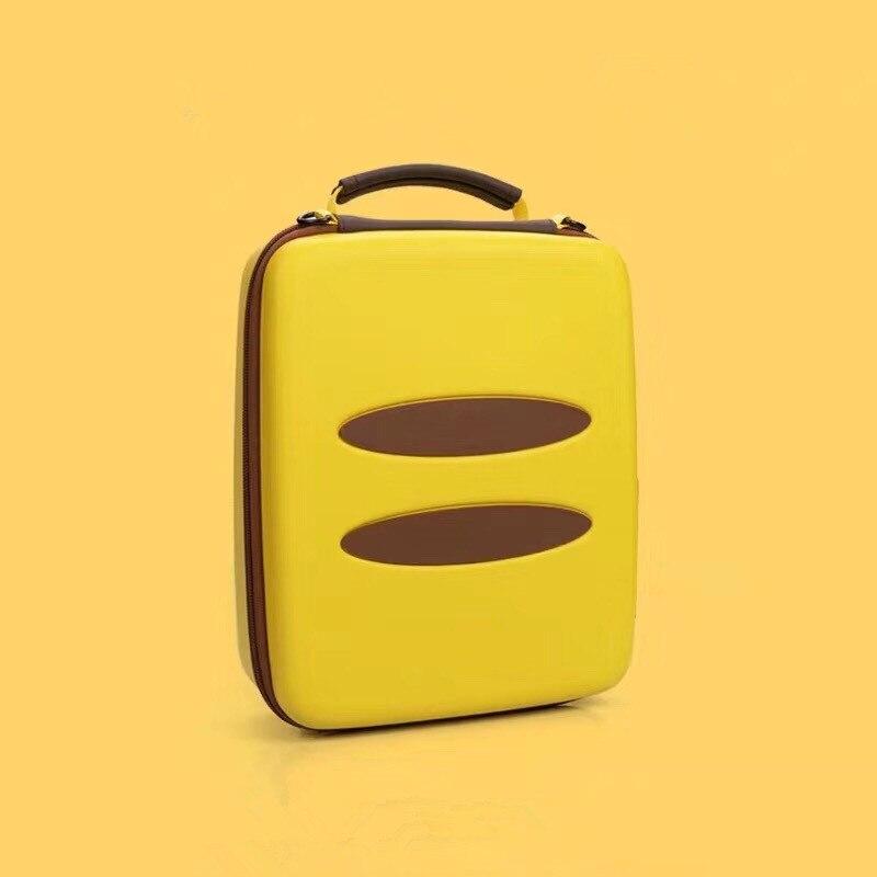 Interrupteur de commande NS accessoires Eva coque rigide poignée d'épaule Pikachus étui pour interrupteur de commande commutateur de commande pro