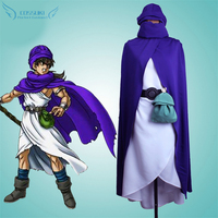 Dragon Quest V: Hand Of The Heavenly Bride Cloark Cosplay Costume , Perfect Custom For You !