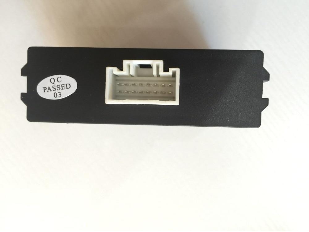 Auto corsia detector parcheggio assistente HA CONDOTTO LA Luce di Allarme Acustico di Avvertimento di Guida Sicura blind spot detector per tutti 12 V auto styling - 6